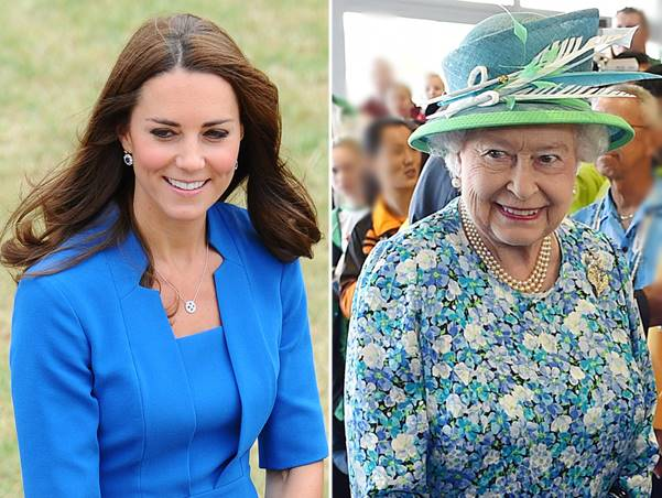 Royal Family & Celebrities At The 20th Commonwealth Games - Day 1