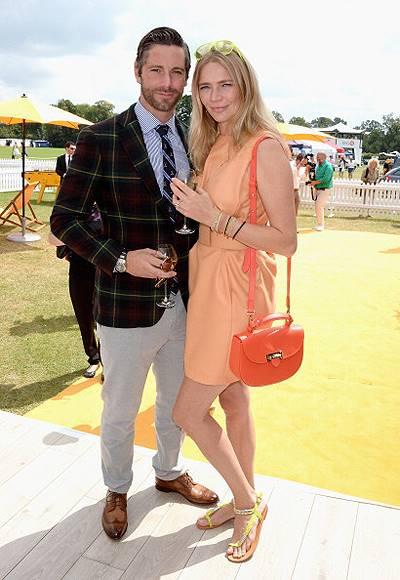 The Veuve Clicquot Gold Cup Final - Inside