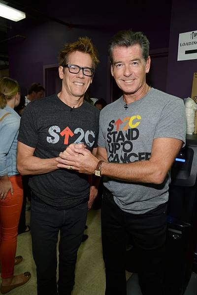 Hollywood Unites For The 4th Biennial Stand Up To Cancer (SU2C), A Program Of The Entertainment Industry Foundation (EIF) - Inside