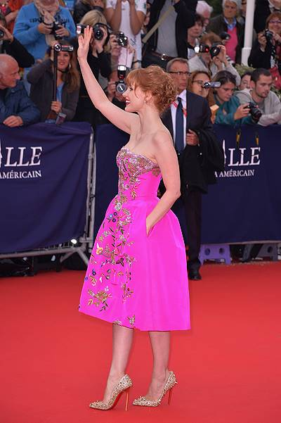Opening Ceremony - 40th Deauville American Film Festival