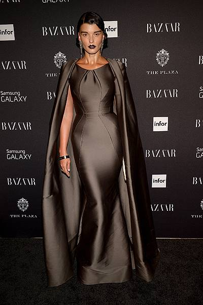 Samsung GALAXY At Harper's BAZAAR Celebrates Icons By Carine Roitfeld