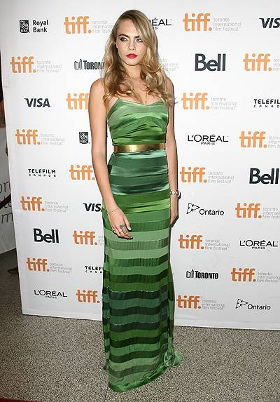 """""""The Face Of An Angel"""" Premiere - Arrivals - 2014 Toronto International Film Festival"""