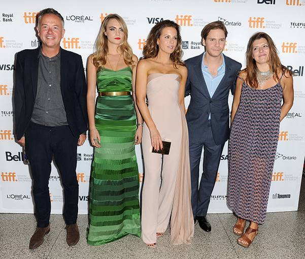 """""""The Face Of An Angel"""" Premiere - Red Carpet - 2014 Toronto International Film Festival"""