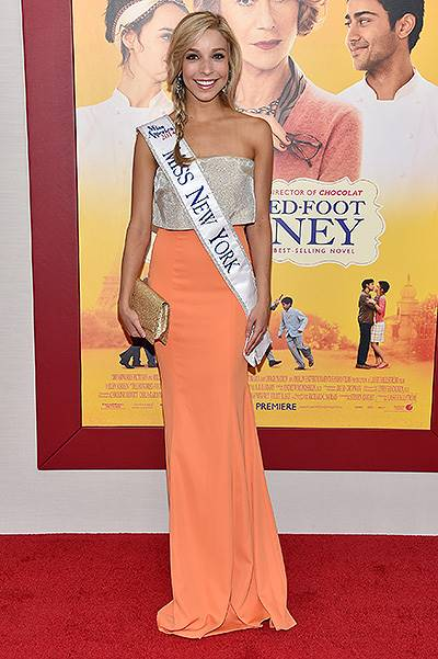 """The Hundred-Foot Journey"" New York Premiere"