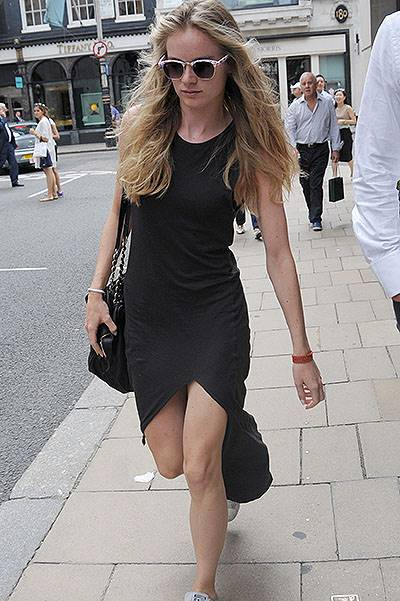 EXCLUSIVE Cressida Bonas out and about in Mayfair with a mystery man Featuring: Cressida Bonas Where: London, United Kingdom When: 22 Jul 2014 Credit: Chris.K/WENN.com