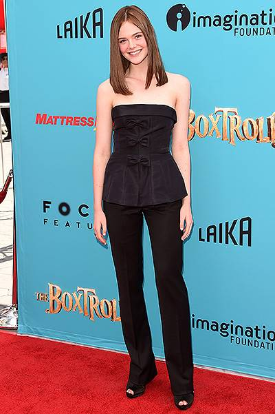 "Premiere Of Focus Features' ""The Boxtrolls"" - Red Carpet"