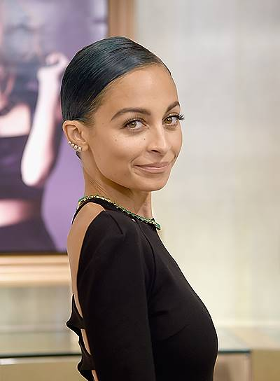 Nicole Richie Personal Appearance At Bloomingdale's Soho