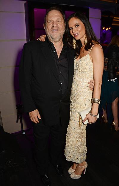 Marchesa: After Party - London Fashion Week SS15