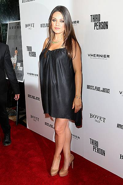 "Premiere Of Sony Picture Classics' ""Third Person"" - Arrivals"