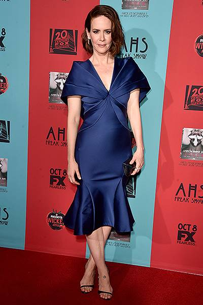 "Premiere Screening Of FX's ""American Horror Story: Freak Show"" - Arrivals"