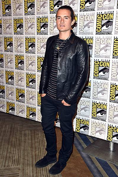 """The Hobbit: The Battle Of The Five Armies"" Press Line - Comic-Con International 2014"