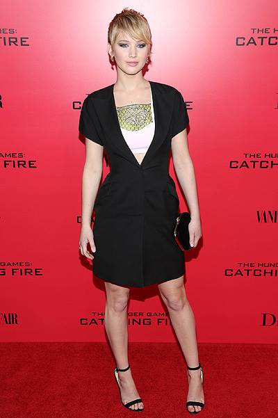 """The Hunger Games: Catching Fire"" New York Special Screening - Outside Arrivals"
