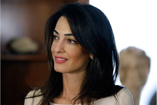 Amal Alamuddin Clooney Advises On Return Of Parthenon Marbles