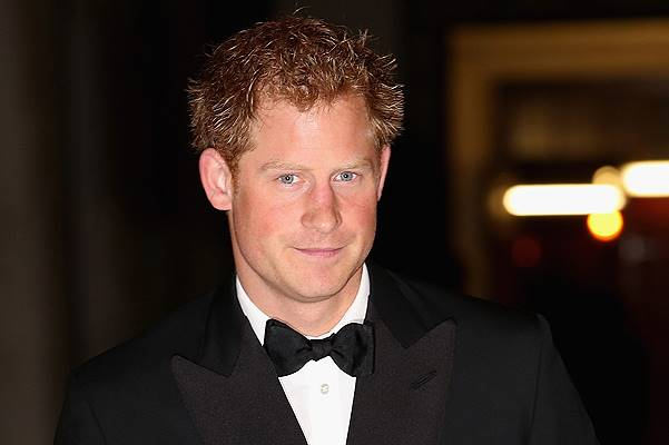 Prince Harry Attends 100 Women In Hedge Funds Gala Dinner In Aid Of WellChild
