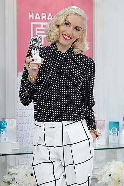 Gwen Stefani Debuts New Harajuku Lovers POP ELECTRIC Collection Exclusively On HSN