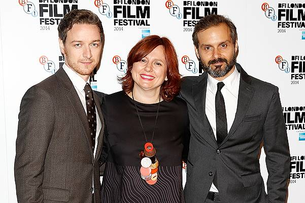 """The Disappearance Of Eleanor Rigby"" - Red Carpet Arrivals - 58th BFI London Film Festival"