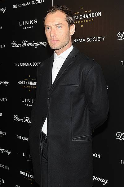 "The Cinema Society And Links Of London Host A Screening Of Fox Searchlight Pictures' ""Dom Hemingway"" - Arrivals"