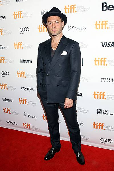 """Dom Hemingway"" Premiere - Arrivals - 2013 Toronto International Film Festival"