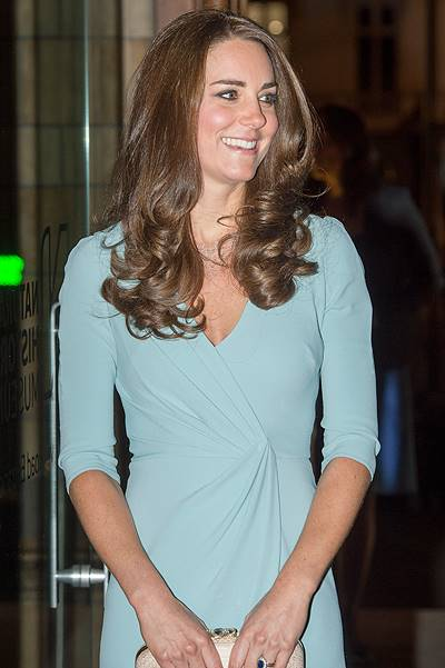 Catherine, Duchess of Cambridge Attends The Natural History Museum