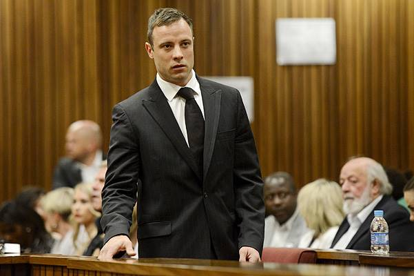 Oscar Pistorius Is Sentenced For Killing Girlfriend