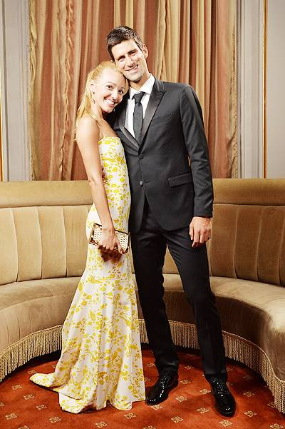 The Novak Djokovic Foundation New York Dinner - Portraits