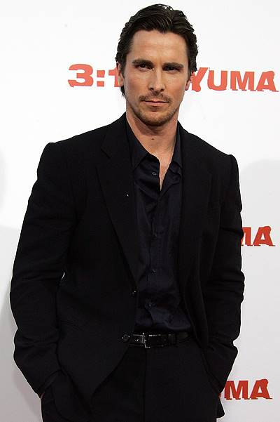 "Los Angeles Premiere Of Lionsgate's ""3:10 To Yuma"""