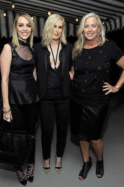Tracy Paul & Company Hosts TORRID Brand Dinner With Rumer Willis To Celebrate The Launch Of The Spring Summer '15 Campaign