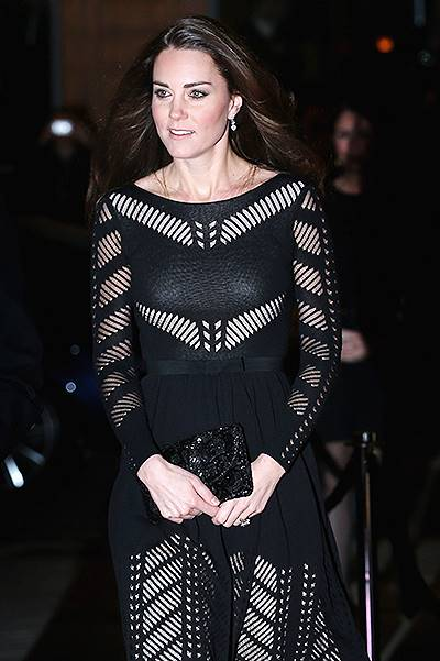 The Duchess Of Cambridge Attends Action On Addiction Dinner