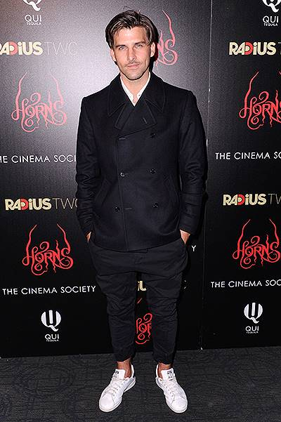 "RADiUS TWC And The Cinema Society Host The New York Premiere Of ""Horns"" - Arrivals"