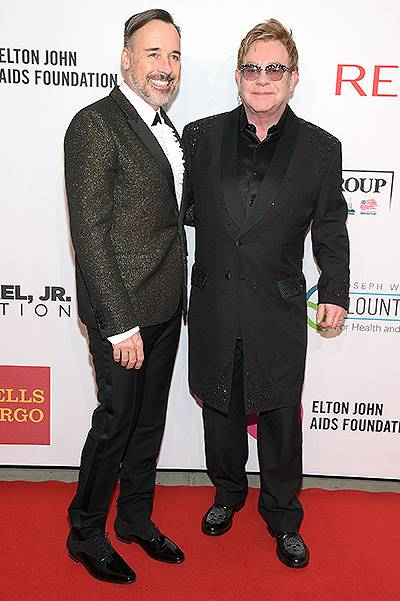 Elton John AIDS Foundation's 13th Annual An Enduring Vision Benefit - Arrivals