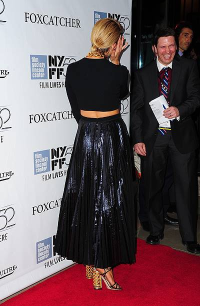 at arrivals for FOXCATCHER Premiere at the 52nd New York Film Festival, Alice Tully Hall at Lincoln Center, New York, NY October 10, 2014. Photo By: Gregorio T. Binuya/Everett Collection