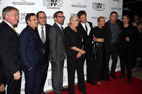 """Foxcatcher"" Premiere - 52nd New York Film Festival"