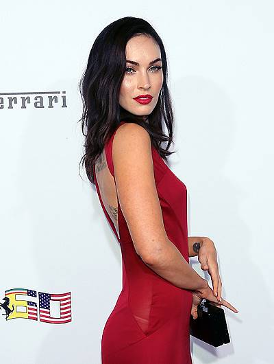 Ferrari's 60th Anniversary In The USA Gala - Arrivals