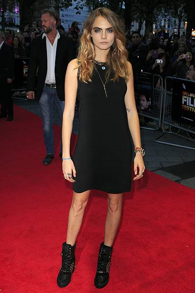 """Face Of An Angel"" - Red Carpet Arrivals - 58th BFI London Film Festival"