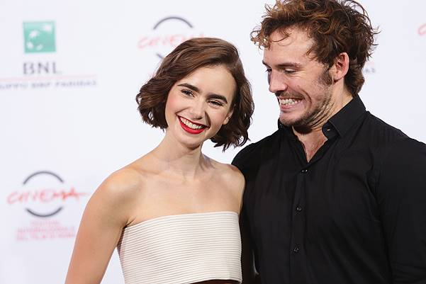 'Love, Rosie' Photocall - The 9th Rome Film Festival