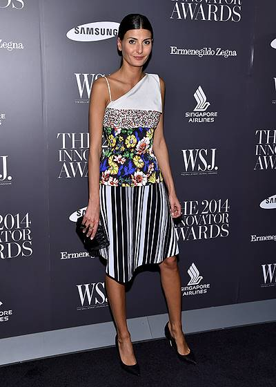 "WSJ. Magazine's ""Innovator Of The Year"" Awards 2014 - Arrivals"