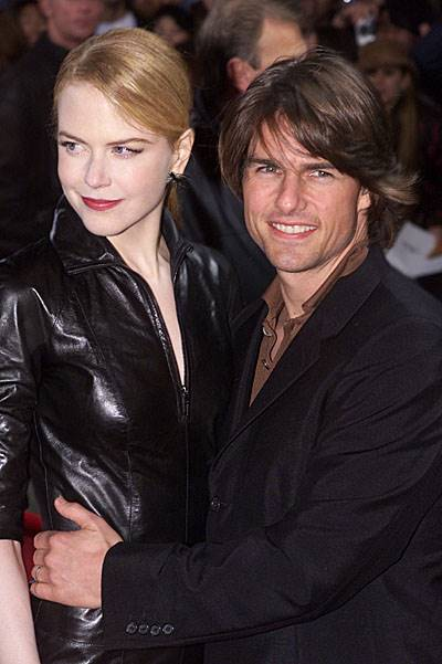 Cruise and Kidman Split