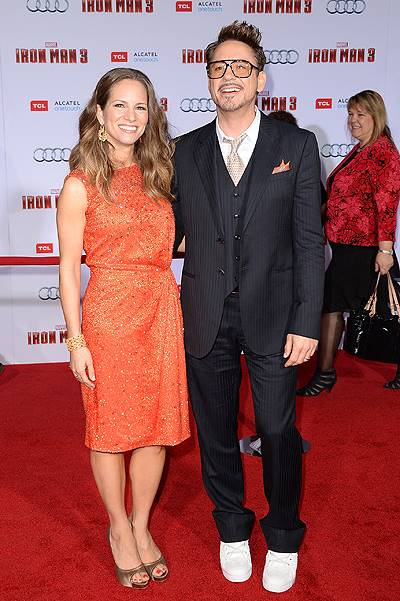 "Premiere Of Walt Disney Pictures' ""Iron Man 3"" - Arrivals"