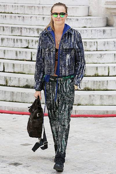 Stella McCartney : Outside Arrivals  - Paris Fashion Week Womenswear Fall/Winter 2014-2015