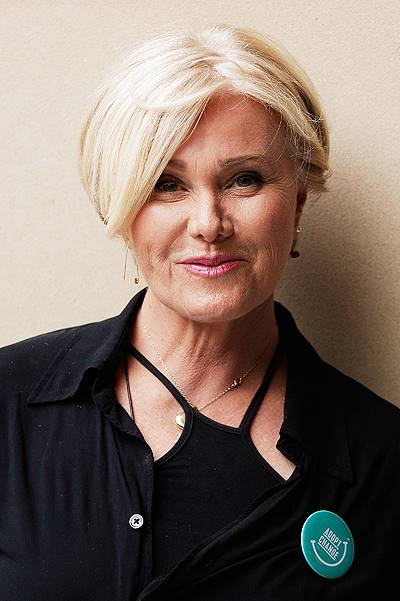 Deborra-Lee Furness Launches New Initiative From Adoption Awareness
