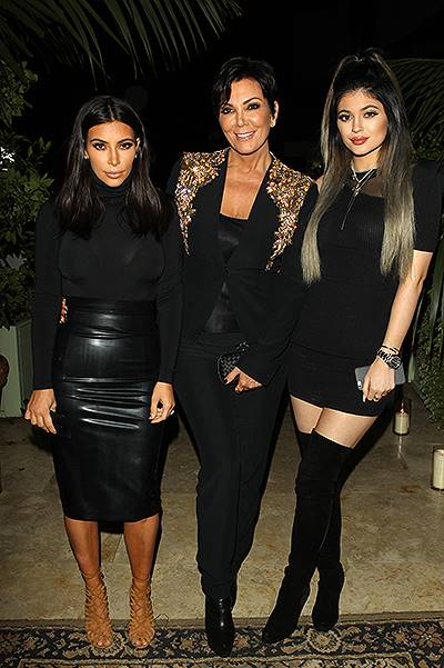 Ciroc Pineapple hosts French Montana's Birthday party celebration Featuring: Kim Kardashian, Kylie Jenner Where: Bel Air, California, United States When: 09 Nov 2014 Credit: FayesVision/WENN.com