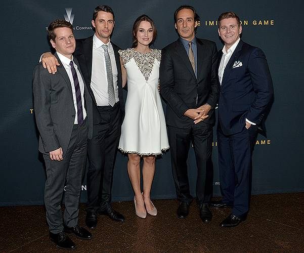 "The Weinstein Company's ""The Imitation Game"" Los Angeles Special Screening Hosted By CHANEL - Red Carpet"