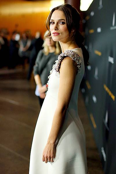 "Screening Of The Weinstein Company ""The Imitation Game"" Hosted By Chanel - Red Carpet"