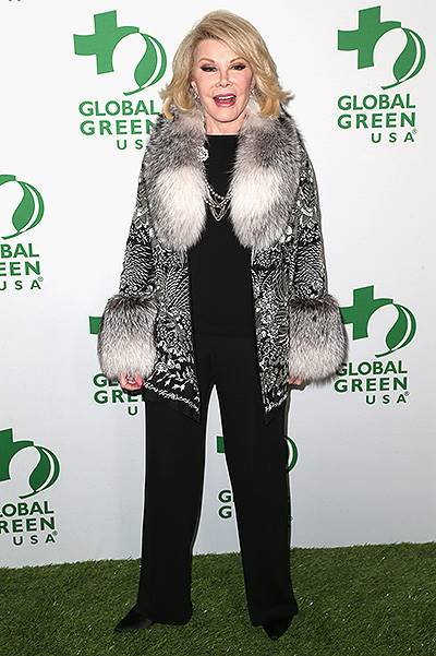 Global Green USA's 11th Annual Pre-Oscar Party - Red Carpet