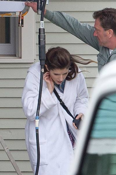 EXCLUSIVE: Anna Kendrick films scenes for 'Mr. Right' in New Orleans