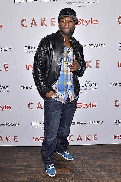 "The Cinema Society & InStyle Host A Special Screening Of ""Cake"" - Arrivals"