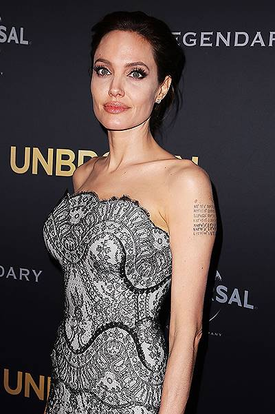 """UNBROKEN"" World Premiere - Arrivals"