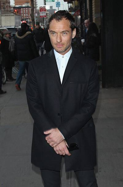 "The Cinema Society And Links Of London Host A Screening Of Fox Searchlight Pictures' ""Dom Hemingway"" - Outside Arrivals"
