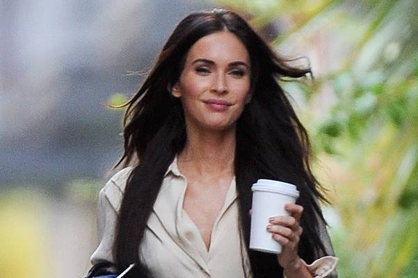 "Actress Megan Fox arriving on the set of ""Zeroville"" filming in Los Angeles Ca. Featuring: Megan Fox Where: Los Angeles, California, United States When: 15 Nov 2014 Credit: Cousart/JFXimages/WENN.com"