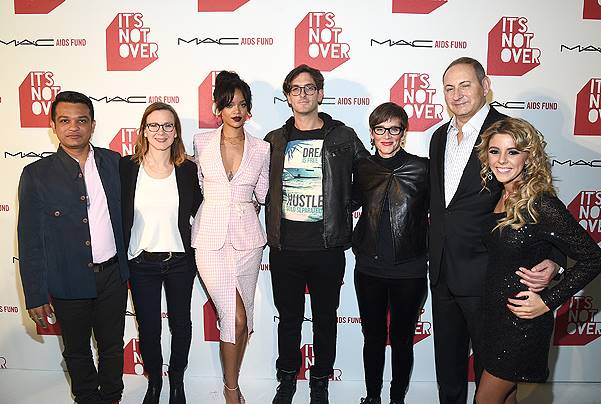 """MAC Cosmetics And MAC AIDS Fund World Premiere Of """"It's Not Over"""" Film Directed By Andrew Jenks"""